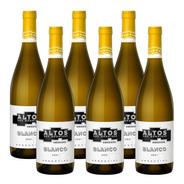 Vino Altos Las Hormigas Blanco Blend - Caja 6 X 750ml