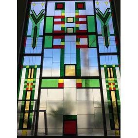 Vitrales Diseños Originales. Vidrio.vidriera. Ventana.puerta