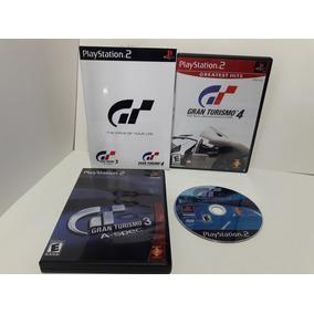 Ps2 Box Gran Turismo 1 & 2 + Frete Grátis Cr