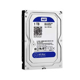 Disco Duro Hdd 3.5 Wd Blue 1tb Sata3 7200 Rpm