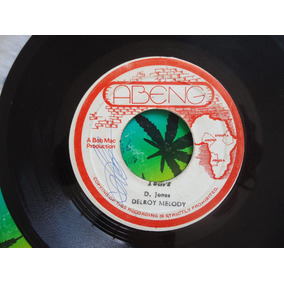 7``delroy Melody - Taers (reggae Roots) 1987
