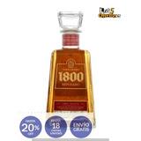 Tequila 1800 Reposado Reserva Botella X 750 Ml