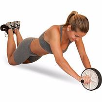 Roda Abdominal Acte Suporta Até 100 Kg Fitness, Pilates