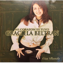 Cd Graciela Beltran Mi Corazon Es Tuyo