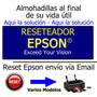Reset Para Impresoras Epson Varios Modelos
