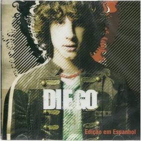 Cd Diego - Diego - Edição Em Espanhol - Rbd - Lacrado
