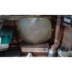 Antiguo Televisor Philco Predicta Del 50 Original Supersonic
