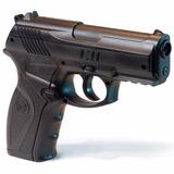 Kit Pistola De Co2 Crosman C11 + Tanques + Munición + Aceite