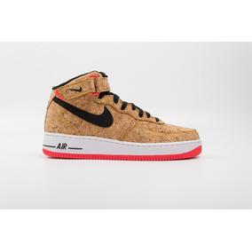 Bota Zapato Nike Air Force Corcho