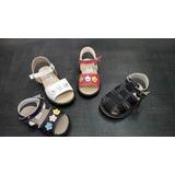 Sandalias De Niños Y Niñas Desde Talla 15 A La Talla 28