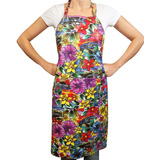 Two Lumps Of Sugar Adult Apron, Convertible Beach