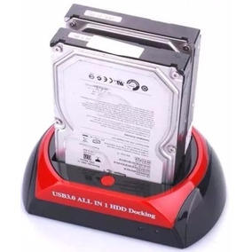 Case Hd All In 1 Hdd Docking Usb 2.0 Sata 2.5/3.5 E Ide 3.5