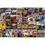 Coleção Com 38 Faroestes Em Dvd Novos Originais E Lacrados
