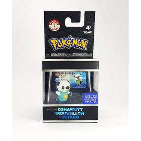 Pokemon Figura Oshawott De Coleccion Tomy Original