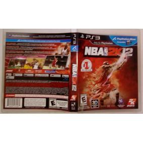 Jogo Nba 2k12 Seminovo Esporte Ps3 Playstation 3
