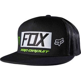 Gorra Fox Racing Monster Paddock Snap Flexfit Original