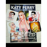 Poster + 4 Photocards Y 1 De Regalo. Katy Perry - Witness
