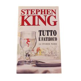 Livro Tutto È Fatidico De Stephen King Em Italiano B4010