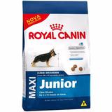 Royal Canin Maxi Junior Filhote Racas Grandes 15 Kg + Brinde