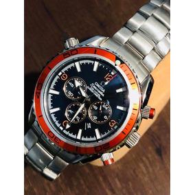 Reloj Omega Seamaster Planet Ocean 007 Horus Buen Fin 12 Msi