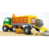 Didactico Transporte Con Animales Rondi 3440
