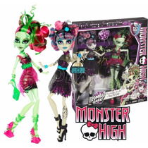 Monster High Venus E Rochelle Zumbie - Mattel