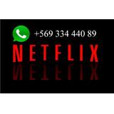 Cuentas Netflix Premium Ultra Hd Por 90 Días
