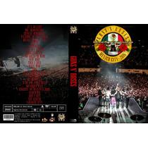 Guns N Roses Dvd Live Mexico 29 Y 30 Nov Palacio De Deportes