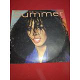 Donna Summer Disco Acetato Lp. Love Is Control