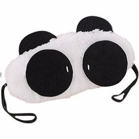 20 Pzas Antifaz Para Dormir Panda Sueño Siesta Y Relajacion