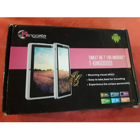 Tablet Hq 7 Pulgadas Kingdata