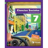 Ciencias Sociales 7 - Serie Viaje De Estudio Caba - Estrada