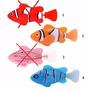 1 Robo Fish Peixe Robótico Que Move Na Água Pronta Entrega