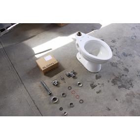 Sanitario High Efficiency Toilet Sloan Con Fluxómetro