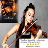 Cuerdas Para Violin Artisan Premium