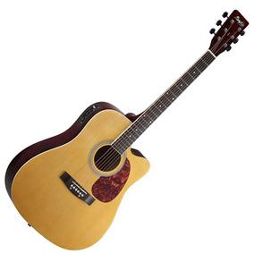 Violão Tagima Memphis Folk Elétrico Md18 Nt