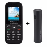 Celular Alcatel One Touch 1050e + Bateria Startec Portatil