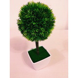 Maceta C/ Arbol Artificial Plantin Decoracion