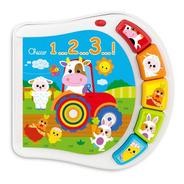 Juguete Para Bebés El Libro De Los Animales De La Granja