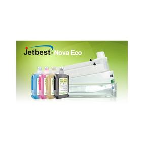 Tinta Jetbest Ecosolvente 500 Ml