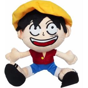 Peluche Monkey D. Luffy One Piece 30cm