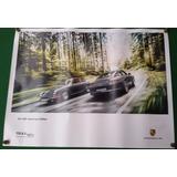 Poster Afiche Auto Porsche 911 50th Aniversario 2013 - 1963