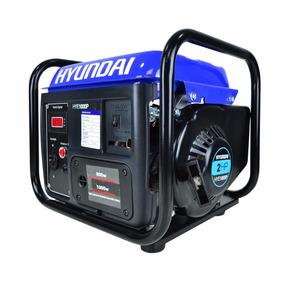 Generador Planta De Luz Hyundai Hye1000p 2 Hp Envío Gratis
