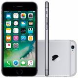 Apple Iphone 6 32gb A1549 Preto 4g Zero Lacrado + Brinde