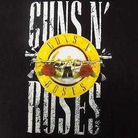 Camisa Masculina Banda Musica Rock Guns N