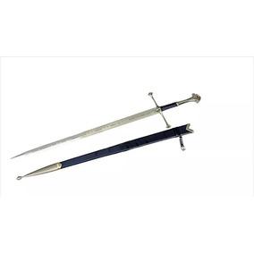 Espada Anduril Do Filme Senhor Dos Aneis Aragonr 1,30mts