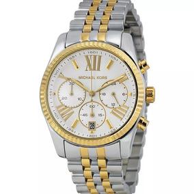 663013606861e Pulseira Michael Kors Cadeado - Relógios no Mercado Livre Brasil