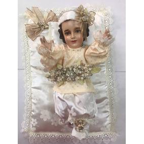 Ropón Elegante Para Niño Dios De 40cm Y 50cm.