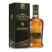 Whisky Tomatin 12 Años Bourbon & Sherry Casks  S. Malt 700ml