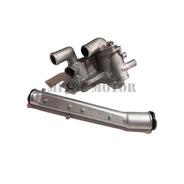 Base De Termostato Con Caño Aluminio Vw Suran 1.6 8v